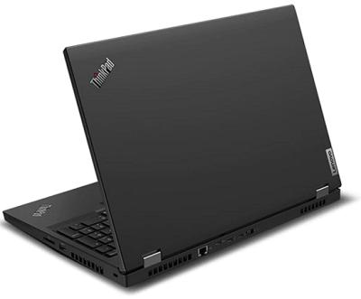 Lenovo thinkpad T15gの外観・背面