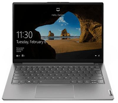 Lenovo thinkbook 13s Gen 2 インテル第11世代CPU搭載