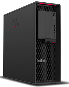Lenovo thinkStation P620筐体