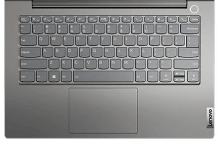 Lenovo thinkBook 14 Gen 2 AMDのキーボード