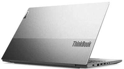 Lenovo ThinkBook 15pの外観 後ろから