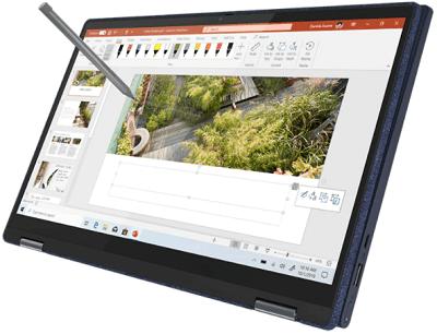 Lenovo Yoga 650・タブレットモード