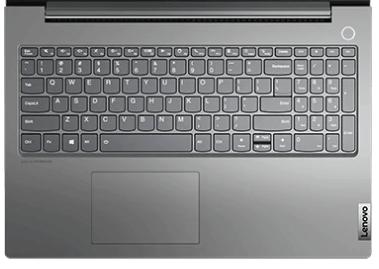 Lenovo ThinkBook 15pのキーボード