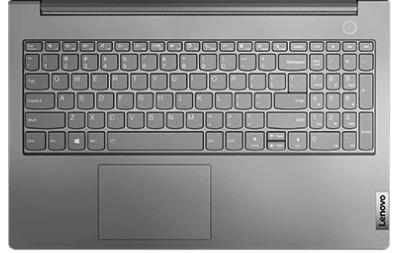 Lenovo ThinkBook 15 Gen 2 AMD キーボード