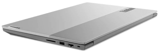 Lenovo ThinkBook 15 Gen 2 AMD 閉じた状態