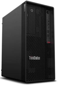 Lenovo ThinkStation P340 Towerの筐体