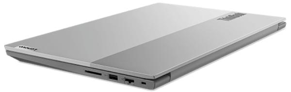Lenovo thinkbook 15 Gen 2の外観 閉じた状態