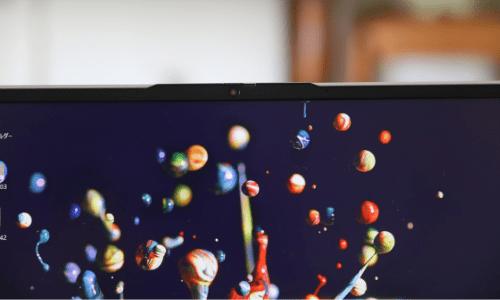 Lenovo ThinkBook 13s Gen 2の物理シャッター