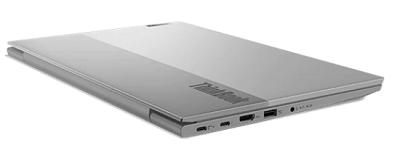 Lenovo thinkBook 14 Gen 2の外観 閉じた状態
