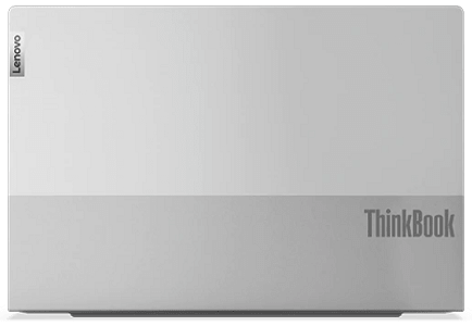 Lenovo thinkBook 14 Gen 2の外観 天板