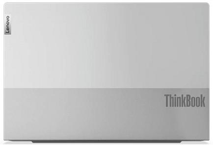 Lenovo thinkBook 14 Gen 2 AMDの外観 天板