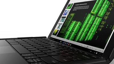 Lenovo ThinkPad X1 Foldのキーボード