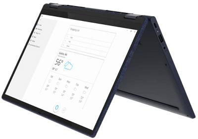 Lenovo Yoga 650・テントモード