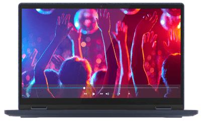 Lenovo Yoga 650・オーディオはDolby Atmos