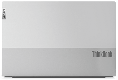 Lenovo thinkbook 15 Gen 2の天板