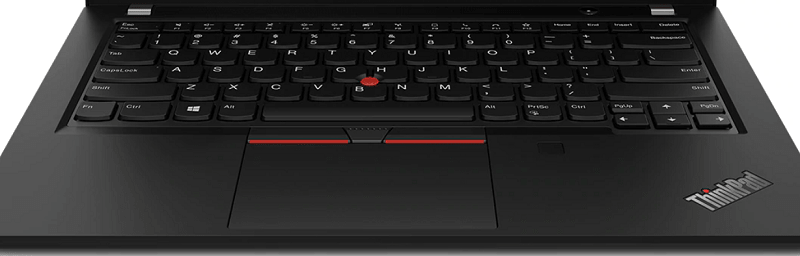 Lenovo thinkpad P14sのキーボード アップ