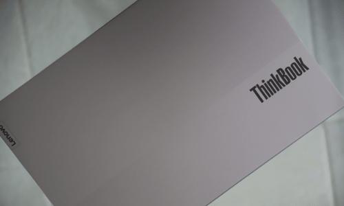 Lenovo ThinkBook 13s Gen 2の天板