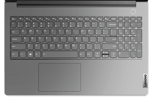Lenovo thinkbook 15 Gen 2のキーボード