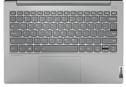 Lenovo thinkbook 13s Gen 2のキーボード