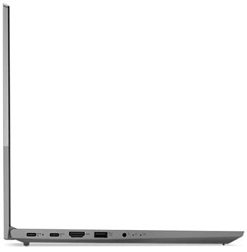 Lenovo ThinkBook 15 Gen 2 AMD 横から
