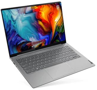 Lenovo thinkbook 13s Gen 2のディスプレイ