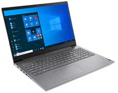 Lenovo ThinkBook 15pの外観 左から