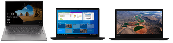 ThinkPad XLenovo ThinkPad 13s Gen 2とThinkPad X13 Gen 2, ThinkPad L13 Gen 2の筐体比較
