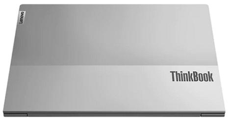 Lenovo thinkbook 13s Gen 2の外観 閉じた状態