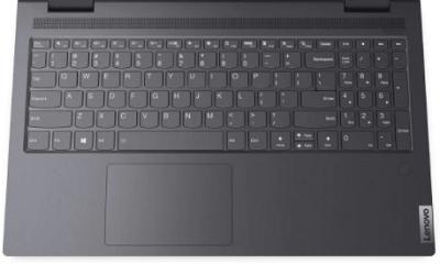 Lenovo Yoga 750i 15型のキーボード