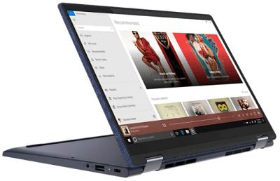 Lenovo Yoga 650・スタンドモード