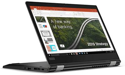 Lenovo ThinkPad L13 Yoga Gen 2の外観