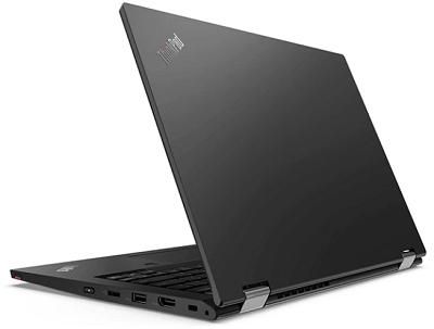 Lenovo ThinkPad L13 Yoga Gen 2の外観 背面