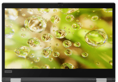 Lenovo ThinkPad L13 Yoga Gen 2のディスプレイ