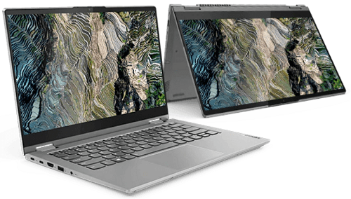 Lenovo ThinkBook 14s Yoga 外観
