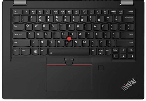 Lenovo ThinkPad L13 Gen 2のキーボード