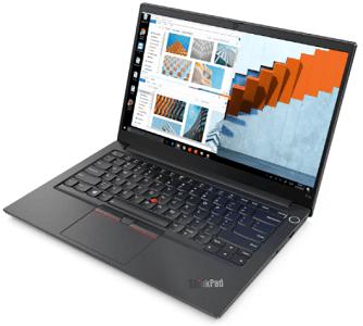 Lenovo ThinkPad E14 Gen 2 インテルの外観