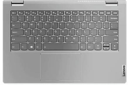 Lenovo ThinkBook 14s Yoga キーボード