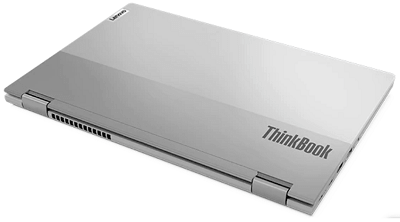 Lenovo ThinkBook 14s Yogaの外観 閉じた状態