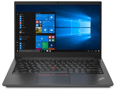 Lenovo ThinkPad E14 Gen 2 インテルの外観 正面