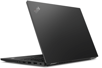Lenovo ThinkPad L13 Gen 2の外観 背面