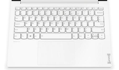 Lenovo Yoga Slim 750i Carbonのキーボード
