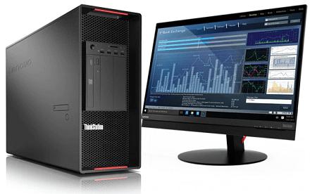 Lenovo ThinkStation P920外観