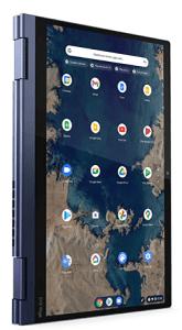 Lenovo ThinkPad C13 Yoga Chromebook タブレットとして使用