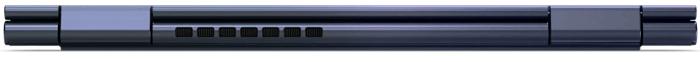 Lenovo ThinkPad C13 Yoga Chromebookの背面 吸気口