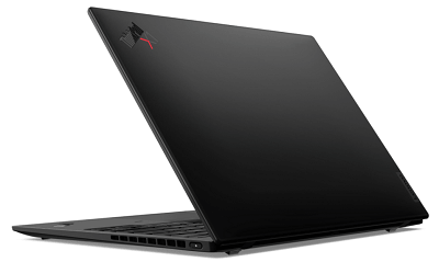 Lenovo ThinkPad X1 Nanoの外観 背面