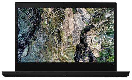 Lenovo ThinkPad L14 Gen 2 正面から
