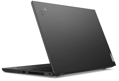 Lenovo ThinkPad L15 Gen 2の外観 背面