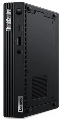 Lenovo ThinkCentre M90q Tinyの外観 右斜め前