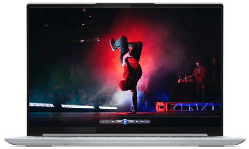 Lenovo Yoga Slim 750i Proのディスプレイ