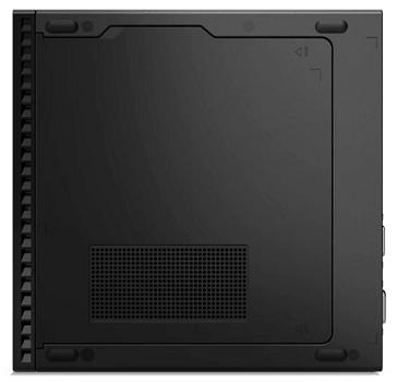 Lenovo ThinkCentre M90q Tinyの筐体 右側面